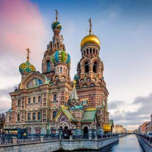 Direct return flight to St Petersburg £49.98 (Departing London Luton / October departures)  @ Wizz Air