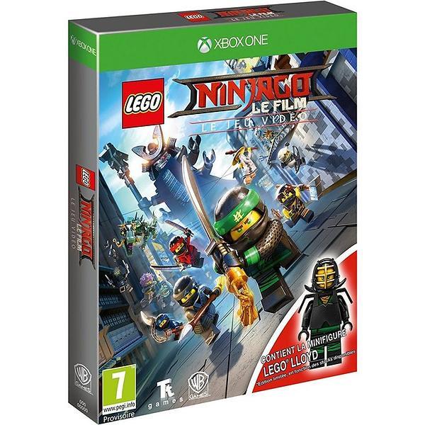 LEGO Ninjago Movie Mini Figure Edition (Xbox One) £14.99 Delivered @ Argos via eBay