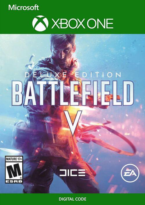 Battlefield V 5 Deluxe Edition (Xbox One) £14.49 @ CDKeys
