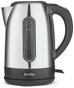 Breville VKJ954 Jug 1.7L 3kW Rapid Boil Kettle With Window S-Steel for £24.99 at Argos eBay
