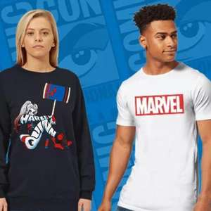 30% off Best Selling Clothing with Code @ Zavvi
