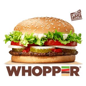 Whopper Wednesday @ Burger King - £1.99 For a Whopper Via app