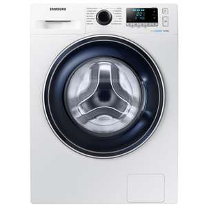 Samsung WW80J5555FAW 8kg 1400rpm Ecobubble Washing Machine White with 5 Year Warranty £319 with code @ Appliance City