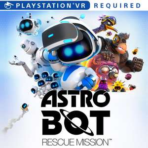 ASTRO BOT Rescue Mission™ (PS4) £12.49 (with PS Plus) @ PSN