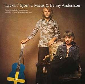 Lycka [VINYL] - Benny Andersson and Björn Ulvaeus (ABBA) now £5.47 (Prime) £8.46 (Non Prime) at Amazon
