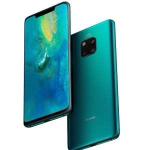 Huawei Mate 20 Pro 128GB 6GB RAM Dual Sim (Unlocked for all UK networks) - Black - £430 at Wowcamera