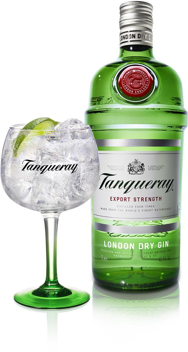 ASDA 1 litre Tanqueray Gin + Free £5 Gin Glass - £20 at Asda instore