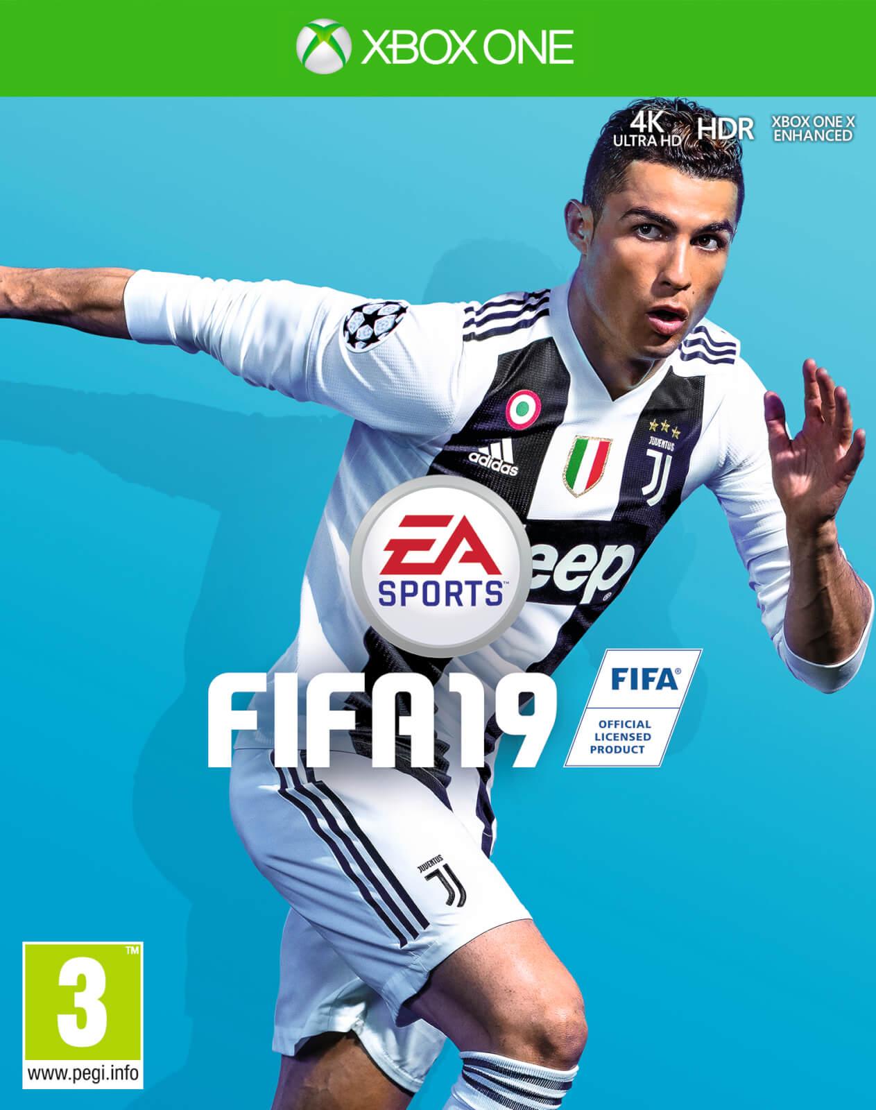 FIFA 19 Xbox One/ PS4 £10 @ Morrison's Newcastle