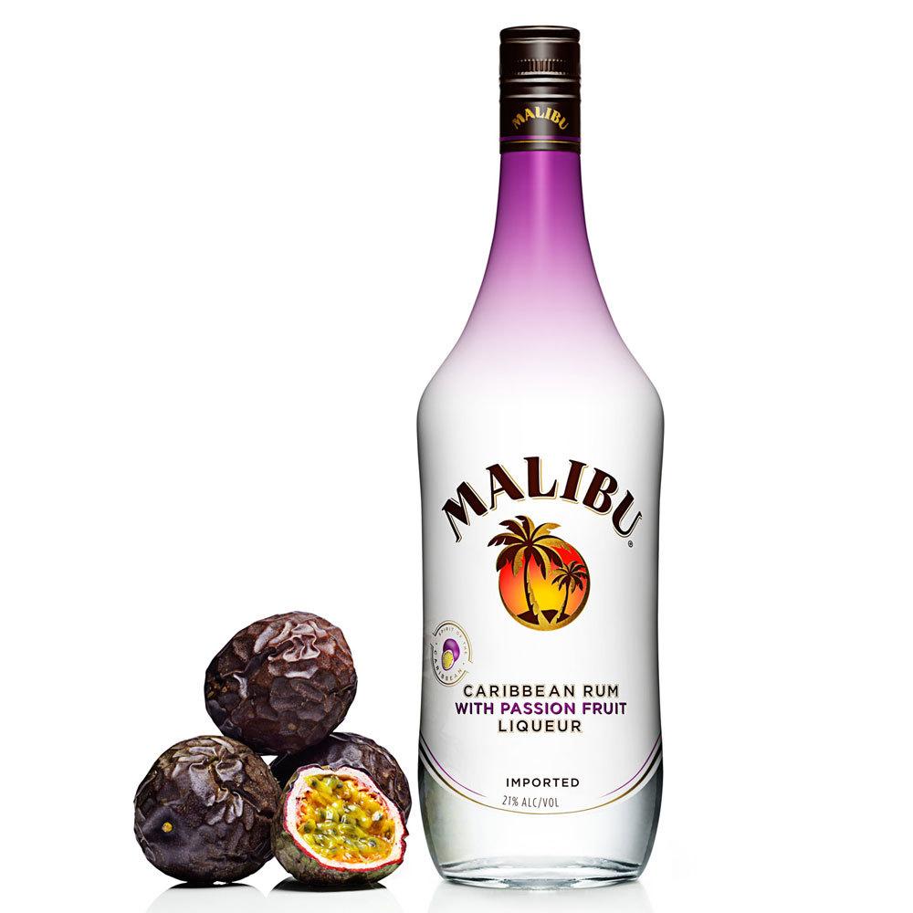 Malibu White Rum with Passionfruit 700ml - £10 in Asda