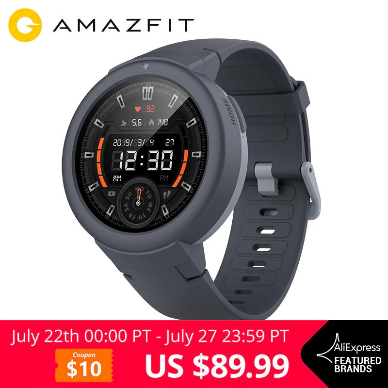 [English Version] Amazfit Verge Lite GPS Smart Watch  £71.03 @ Aliexpress /  SHENZHEN OKQI TECHNOLOGY CO., LTD.