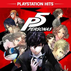 Persona 5 PS4 £9.76 from PlayStation PSN Store Canada
