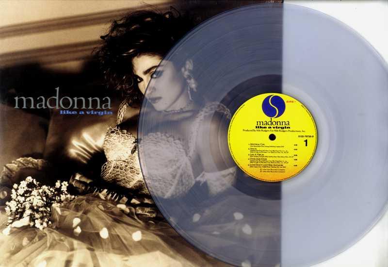 Like A Virgin (Clear Vinyl) [VINYL] now £13.69 (Prime) + £2.99 (non Prime) at Amazon