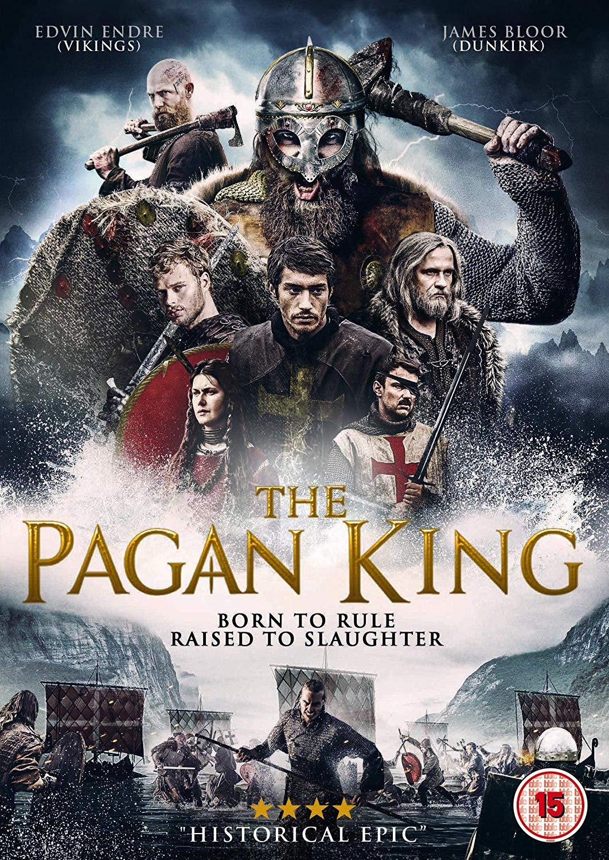 The Pagan King DVD - £3 on Amazon UK (£5.99 Non-prime)