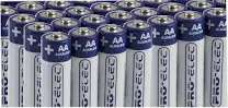 Ultra Alkaline AA Batteries 100 Pack (Bulk) @ CPC £15.00 inc delivery