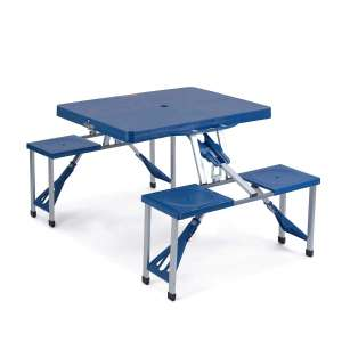 Folding Picnic Table and Stools £23.50 at Homebase (Free C&C)