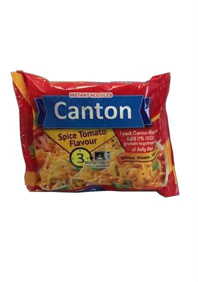 Canton Spicy Tomato Flavour Instant Noodles 4 Pack 50p @ Poundstretcher