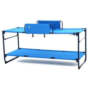 Hi-Gear Duo Bunk Bed Camping - £76.50 with code @ Go Outdoors