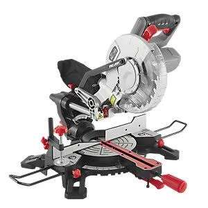 210mm Sliding Compound Mitre Saw With Laser Guide - 1500W now £80 @ Wickes
