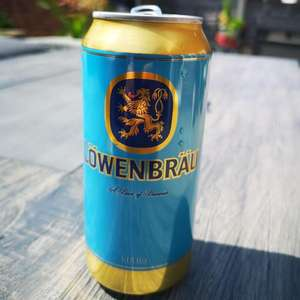 24 440ml cans lowenbrau - £12 at  lidl