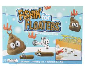 Fishin' for floaters 10P @ B&M (Port Glasgow)