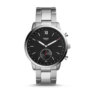 Fossil Neutra Stainless Steel Hybrid Smartwatch + 46 more Hybrid Smartwatches reduced to £71.20 delivered with code @ Fossil