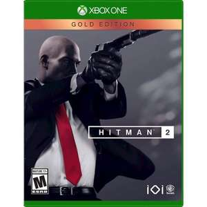 Hitman 2 - Gold Edition for Xbox One £60 @ Amazon