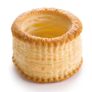 Vol-au-vents pastry cases 39p @ Aldi Horfield