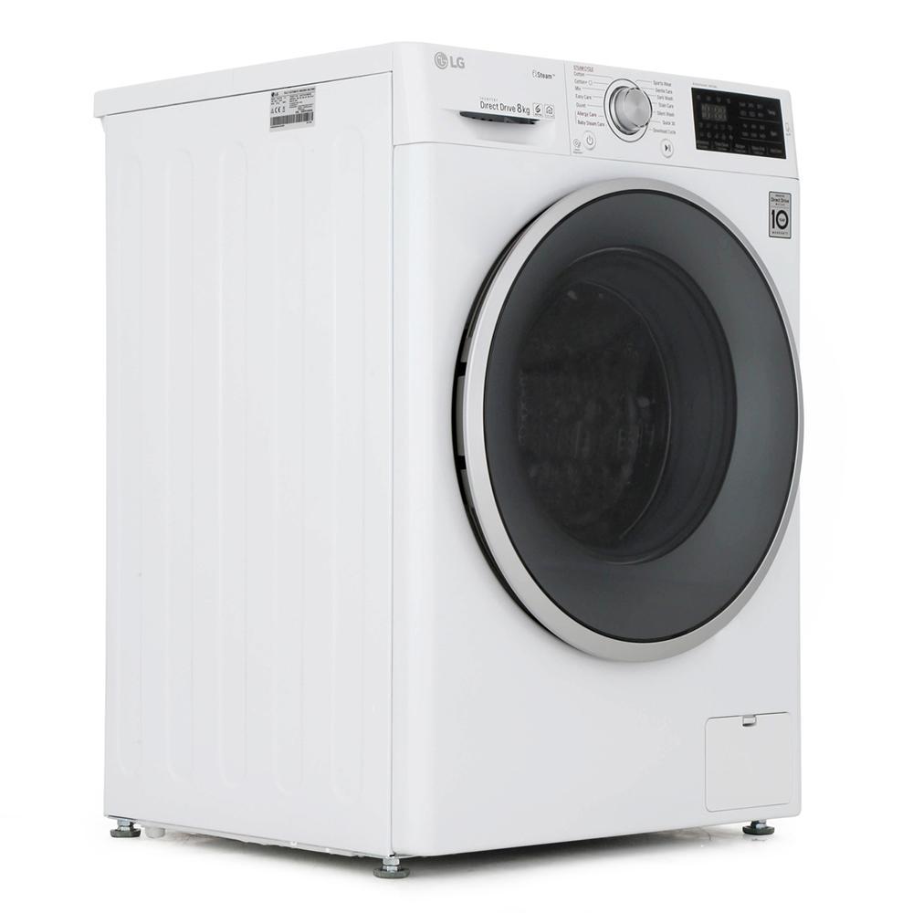 LG Steam F4J6TY1W 8kg Washing Machine £298.89 w/code @ AO Ebay