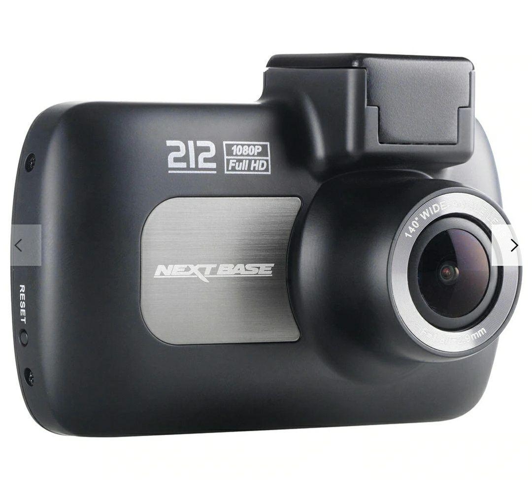 Nextbase Dash Cam 212, 1080p HD £39.99 In Store @ Aldi