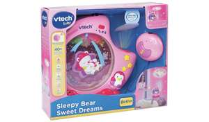 VTech Baby Sleep Bear Sweet Dreams - Now £9 + Free Click and Collect at Argos