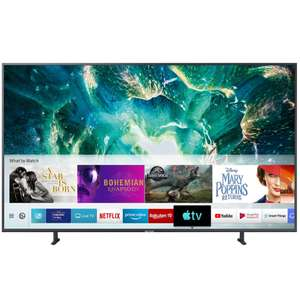 "Samsung UE65RU8000UXXU 65"" Smart 4K Ultra HD HDR LED TV with Bixby - £1,099 @ Currys"