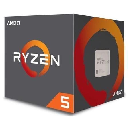 AMD Ryzen 5 Six Core 2600X 4.20GHz Socket AM4 Processor - Retail £139.97 @ Laptops Direct