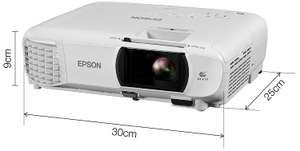 Epson EH-TW650 Full HD Home Cinema & Gaming Projector £389 Amazon