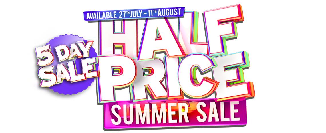 Drayton Manor Theme Park Half Price Summer Sale - £19.50 tickets