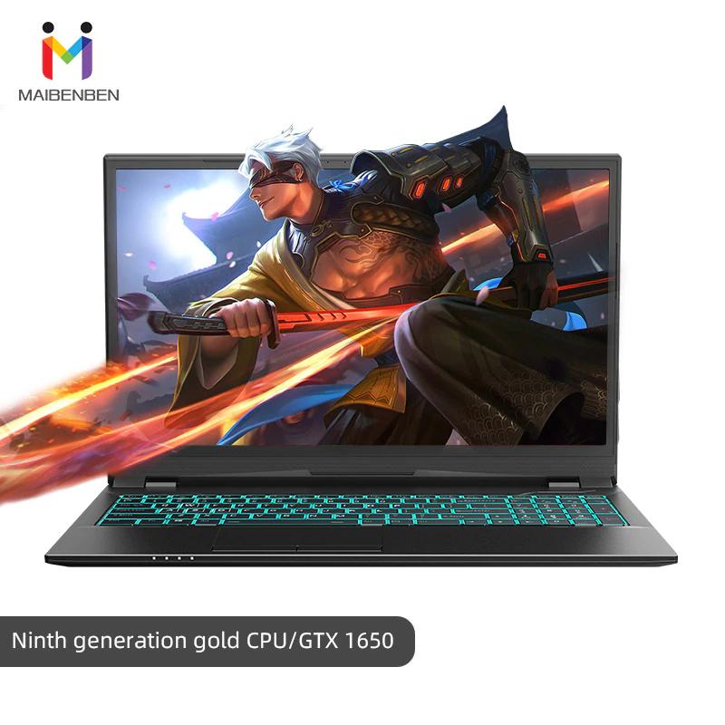 """MAIBENBEN HEIMAI 7/16.1"""" G5420/NVIDIA GTX1650 4G/DOS/B gaming laptop - £585 AliExpress MaiBenBen Official Store"""