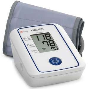 Omron M2 Basic Automatic Blood Pressure Monitor for £19.76 Delivered with Code @ Mymemory