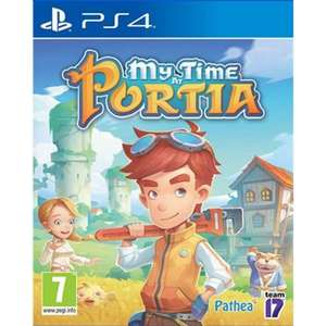 My Time at Portia (PS4/Xbox One) £13.95 / (Switch) £16.95 Delivered @ The Game Collection