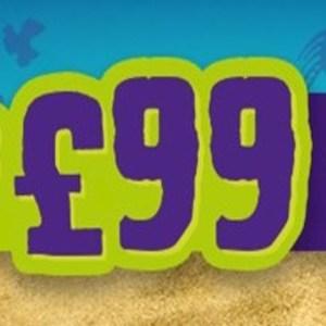 Four tickets £99 - Sunday's Legoland Windsor
