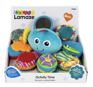 Lamaze - Octivity Time Toy £9 free delivery with codes at Debenhams