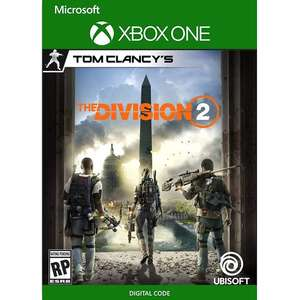 The Division 2 Xbox One £16.99 at CDKeys