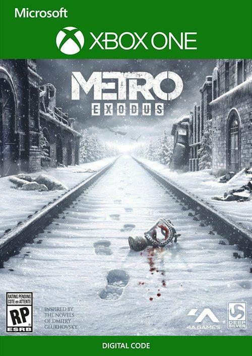 Metro Exodus Xbox One Digital Key for £22.99 @ Cdkeys