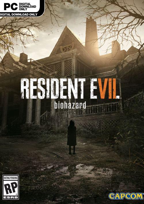 Resident Evil 7 - Biohazard (PC Steam Key) £4.99 / Gold Edition £9.99 @ CDKeys
