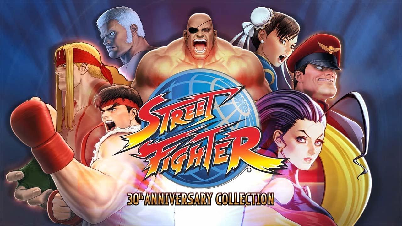 Street Fighter 30th Anniversary Collection (Steam) - £6.99 @ CDkeys.com