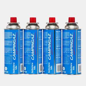 2 x CP250 Gas Cartridges 4-pack for £10 + £1 click and collect at Millets