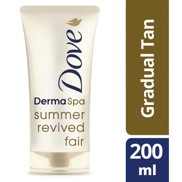 Dove DermaSpa Summer Revived Tanning Cream £3 @ Morrisons