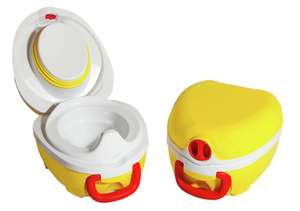 Yellow My Carry Potty - £14.99 @ Argos (Free C&C)