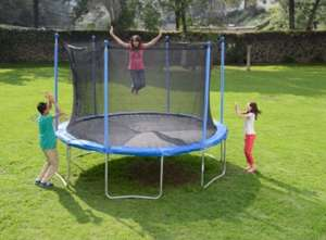 12ft trampoline instore at B&M for £100