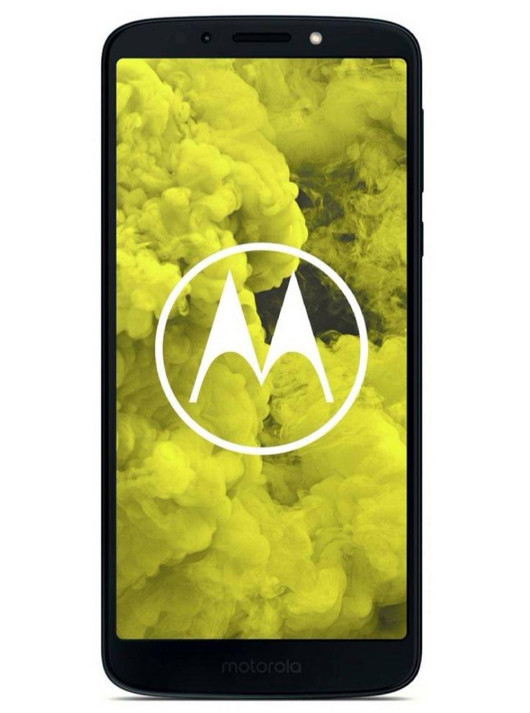 SIM Free Motorola Moto G6 Play 32GB Mobile - Deep Indigo £99.95 @ Argos