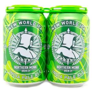 Northern Monk - New World IPA 6.2% 8 x 330ml Cans £10 @ Morrisons