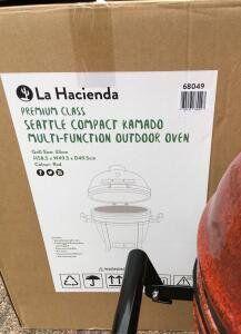 La hacienda Seattle Kamado Compact Oven £60 @ Morrison's